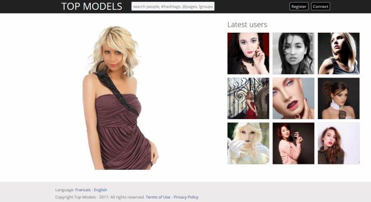 Créer un book photo en ligne, modèles et photographes !