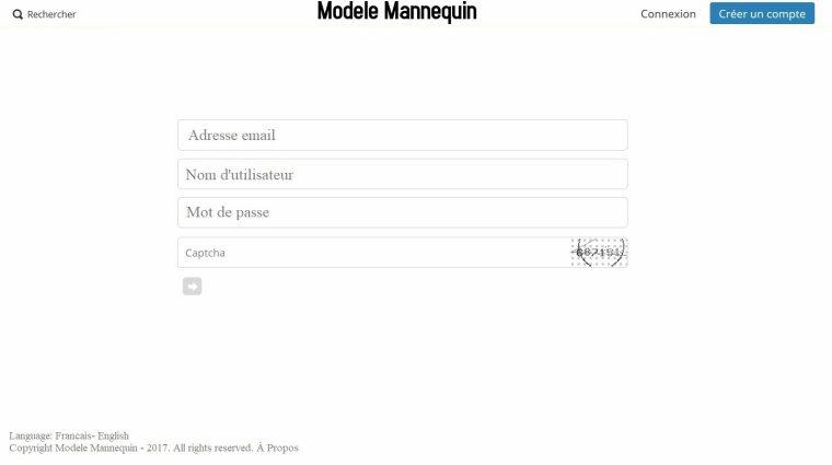 Modelemannequin.com | www.modelemannequin.com 2