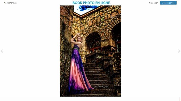 BOOKPHOTOENLIGNE.COM : Création de votre book en ligne - BOOK PHOTO EN LIGNE