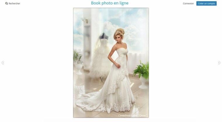 Votre portfolio en ligne avec BOOK PHOTO EN LIGNE !