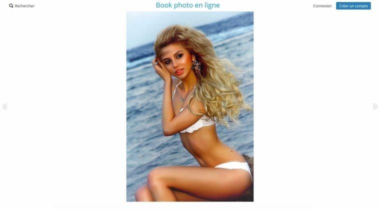 BOOK PHOTO EN LIGNE : pour modèles et photographes amateurs & professionnels