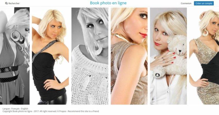 BOOK PHOTO EN LIGNE - Modèle, Coiffeur, MUA, Photographe, Styliste