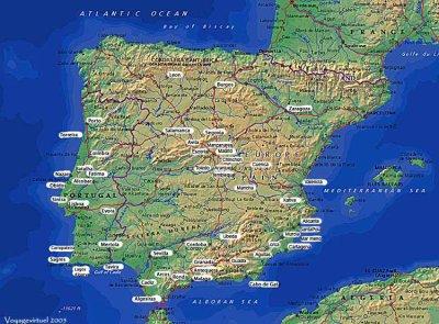 Chez nos amis espagnols !