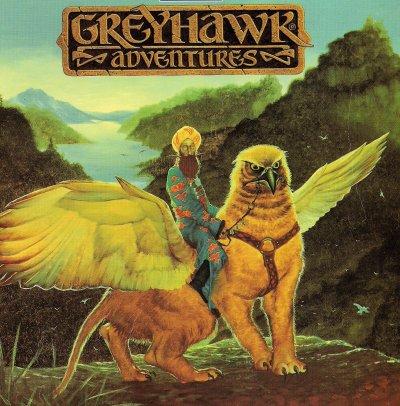 Greyhawk, l'un des plus vieux mondes de Donjons et dragons.