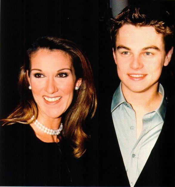 Le 14 décembre 1997, Céline assistait à la première mondiale du film Titanic à Los Angeles.
