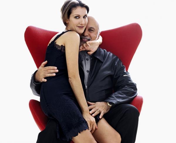 .  01/05/1999 : Céline et René font un photoshoot ♥   Leur amour est une telle évidence. ♥ [/font=Arial]    .