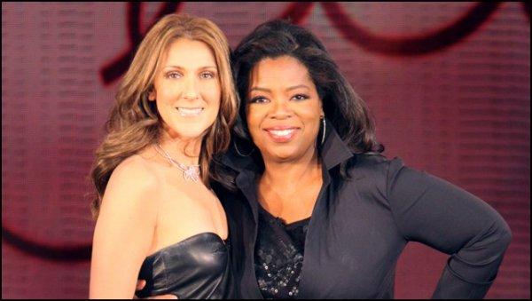 .  03 et 16/02/2010 : Céline était dans l'émission d'Oprah + première son film