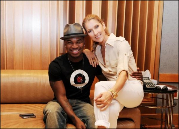 """.  15 et 16/07/2012 : Céline prépare son ablum anglais et tourne le clip """"Parler à mon père"""""""