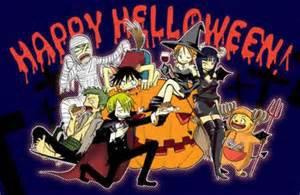 One Shot one piece - spécial Halloween