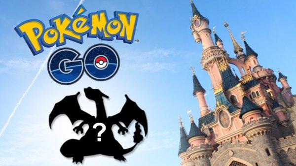 Disneyland Paris, le royaume des Pokemons?