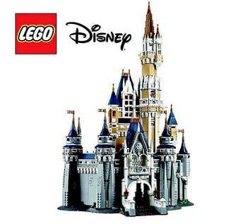 LEGO dévoile le nouveau modèle du château de Cendrillon
