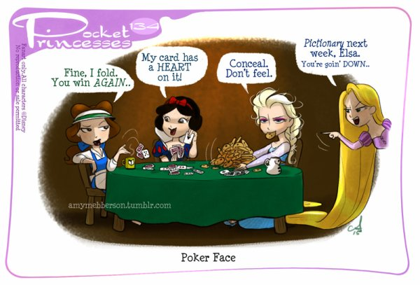 Fanfiction: Poker Royal