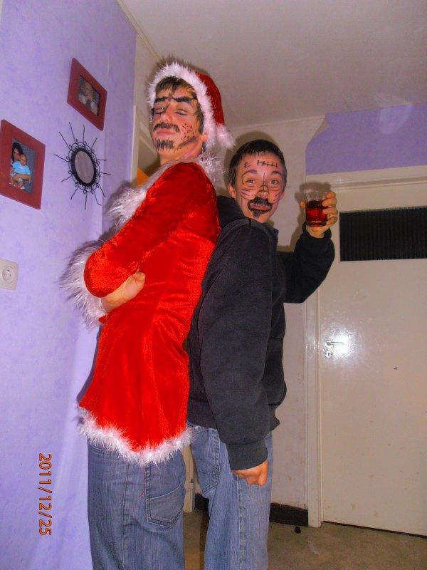 Noel 2011 avec Little Jo