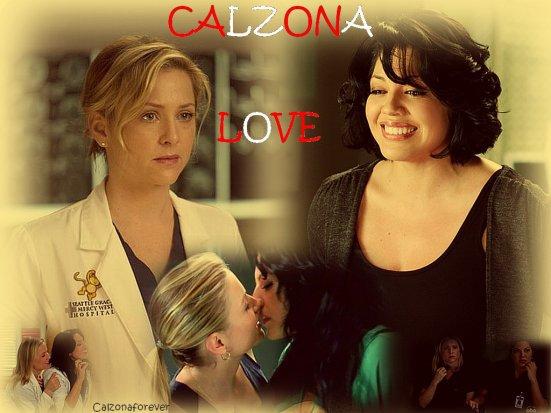 Pour tous les fans de Grey's Anatomy et du couple Calzona ;)