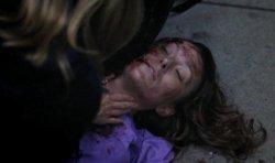 Grey's Anatomy, saison 9 : le spectre de Lexie fait exploser Meredith