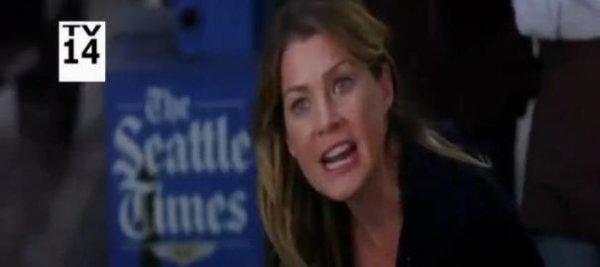 Grey's Anatomy saison 9 épisode 5: le résumé avec spoilers