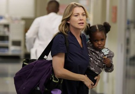 Grey's Anatomy, saison 9 : bientôt un bébé... en danger de mort !