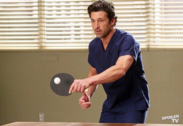 Grey's Anatomy, saison 9 : toutes les nouvelles images et du ping pong
