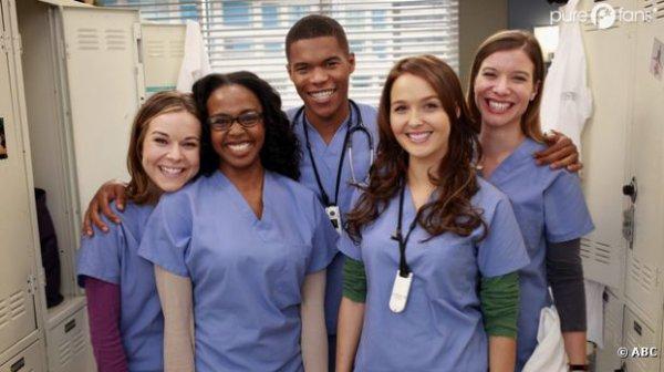 Grey's Anatomy, saison 9 : les nouveaux internes vont-ils rester ?