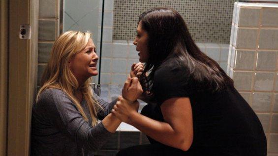 """Grey's Anatomy, saison 9 : """"Arizona et Callie, ça va revenir petit à petit"""""""