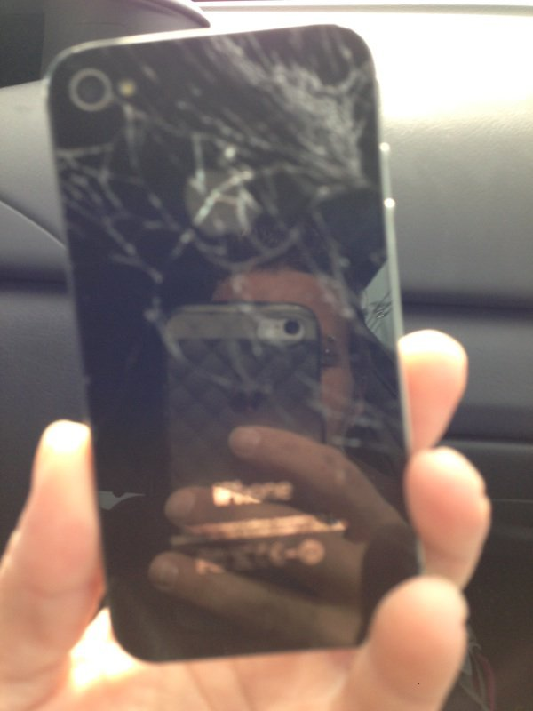 Mon iPhone 4 dead :(