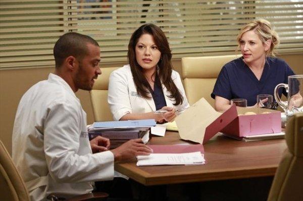 Grey's Anatomy saison 9 épisode 17: la promo de Transplant Wasteland