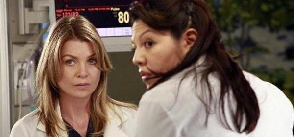 Grey's Anatomy, saison 10 : Callie va se faire consoler par sa copine Meredith !