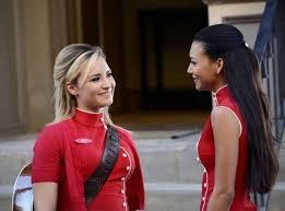 """L'épisode 2 de la saison 5 de Glee sera diffusé jeudi prochain sur la chaîne américaine FOX. Découvrez la bande annonce de """"Tina in the Sky with Diamonds"""""""