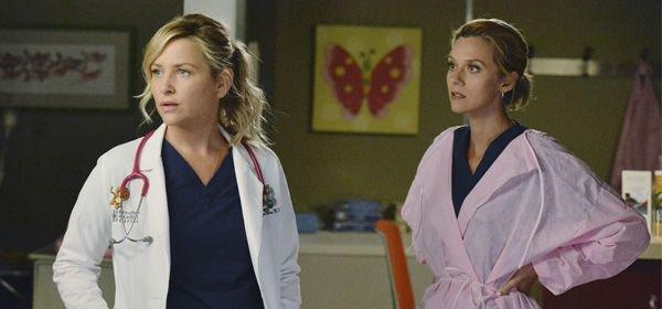 "Grey's Anatomy, saison 10 : ""Murphy, une expérience dont Arizona a besoin"""