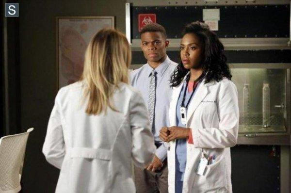 Alors qu'un nouvel épisode de la saison 10 de Grey's Anatomy sera diffusé jeudi soir sur la chaine américaine ABC, voici les photos promo de l'épisode 16.