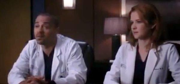 Grey's Anatomy, saison 10 : ça part mal entre April et sa belle-mère ! (vidéo)