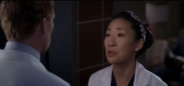 Grey's Anatomy, saison 10 : la déclaration d'amour de Cristina à Owen dans l'épisode 17 (vidéo)