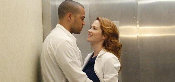 Grey's Anatomy, saison 11 : les choses sérieuses commencent pour April et Jackson