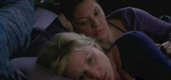 Grey's Anatomy, saison 11 : Callie et Arizona, rupture en vue