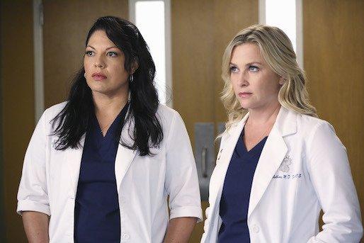 Grey's Anatomy saison 11 : La suite pour Callie et Arizona