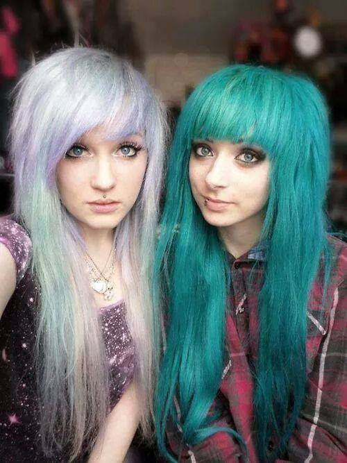 Si vous aimez Les EMO GIRLS LoooL #Nihad