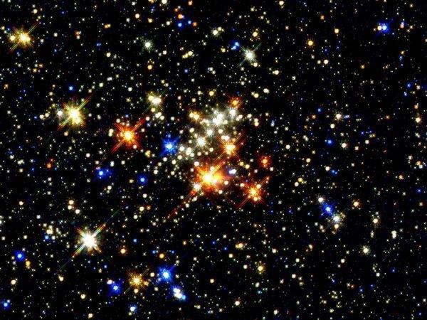 Magnifique Notre Galaxy
