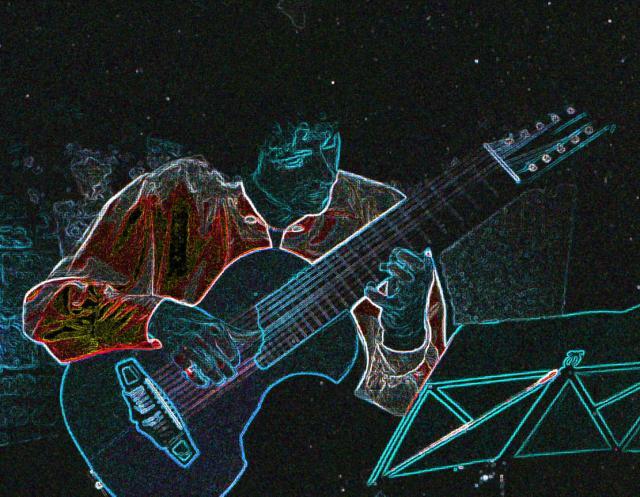 La Guitare Enchantée @ Classique = n°2 @@@@@  Blog kukaraja9 de Claudio