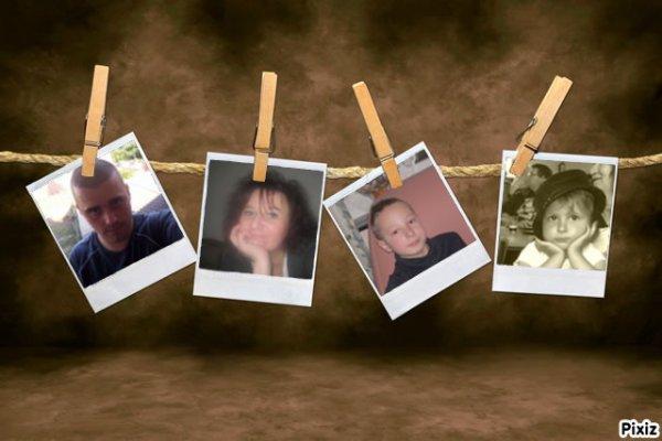 ma youte, moi, mon fils & ma nenette