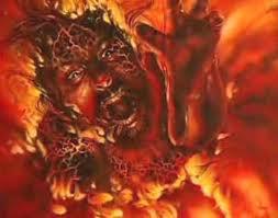 Révélations divine de l'enfer.