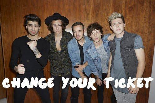 Analyse/avis Chanson Change Your Ticket