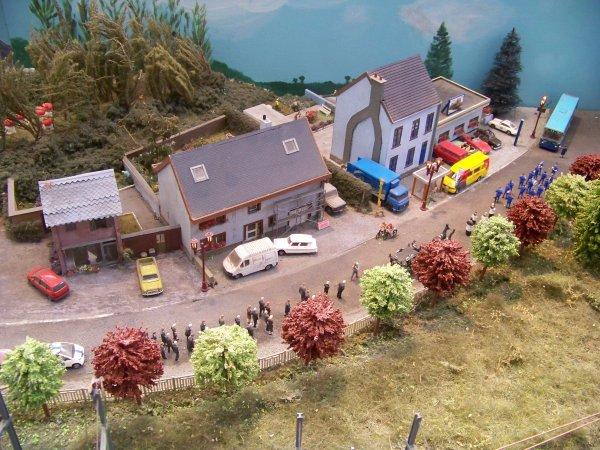 Voila des photos de l'exposition de Pont à Marcq 2012