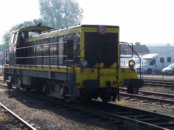 Mariembourg 2012