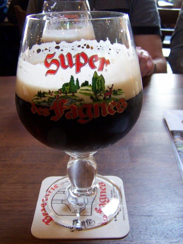Mariembourg 2012. Brasserie super des fagnes