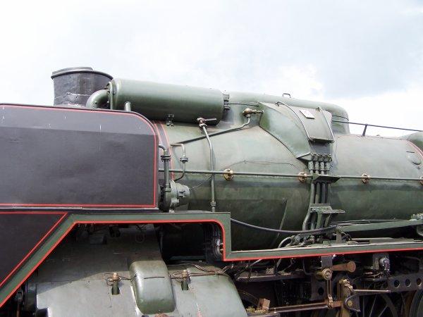 Fête de la vapeur en baie de somme  2013