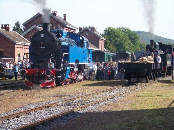 Festival Vapeur 2014 Mariembourg