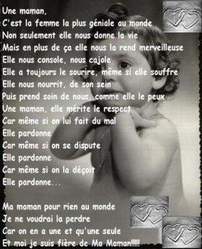 Articles De Future Maman Kcbn Taggés Poeme Pour Ma Maman