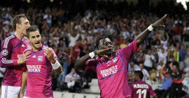 Infots Matchs Lyon !