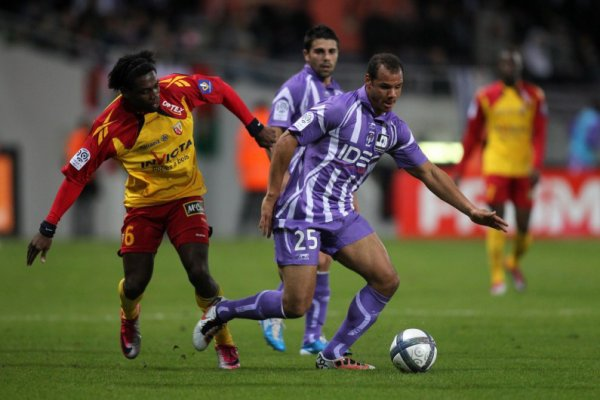 Photo du match TFC LENS du 30 Octobre 2010