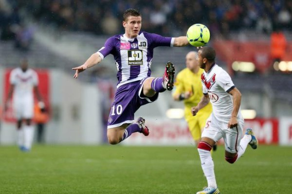 Photo de Tabanou lors du match TFC Bordeaux du 17 mars 2013